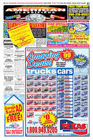 daily turismo pioneer longbed 1989 american classifieds amarillo tx june 9 2011 by american