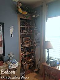 Bookcase For Boys Decorating Bookcases For Teen Boys Our Southern Home