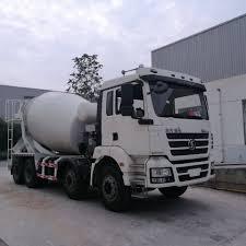 efficient drivetrains partners on phev cement mixer truck ngt news