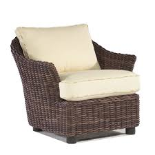 Wicker Settee Replacement Cushions by Whitecraft By Woodard Sonoma Wicker Lounge Chair Replacement