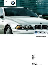 download 2005 525i sedan owner manual docshare tips