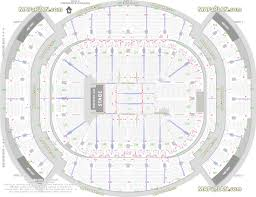 Disney Concert Hall Floor Plan by American Airlines Arena Seat U0026 Row Numbers Detailed Seating Chart