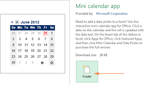 mini calendar template excel templates how to make and use templates in microsoft excel