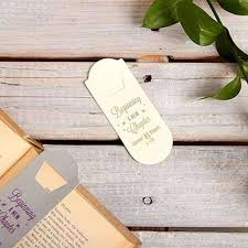 bookmark favors wedding favors personalized wedding favors for your party