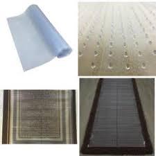 Plastic Runner Rug Sweet Home Stores Clear Plastic Runner Rug Carpet Protector Mat