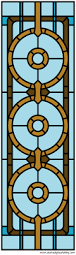 stained glass door patterns celtic modern stained glass panel