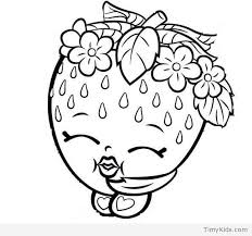 15 shopkins coloring pages kids timykids