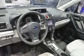subaru car interior new subaru forester interior