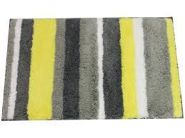 Yellow Bathroom Rugs Yellow And Gray Bathroom Rug Gray And Yellow Bath Rugs Yellow Gray