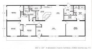 open floor plans ranch apartments 4 bedroom open house plans homes open floor plans
