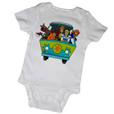 Scooby Doo Crib Bedding by My Lucys Loft Nostalgic Onesie For Babys Wear Me Pinterest