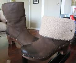 s ugg australia korynne boots bean boots collection on ebay