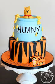 winnie the pooh cakes winnie the pooh birthday party cake ideas