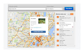 Newark Zip Code Map by Super Store Finder Easy To Use Google Maps Api Store Finder