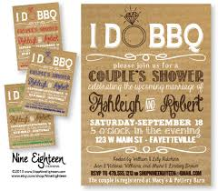 couples shower invitations bbq bridal shower invitations six epic ideas for an amazing