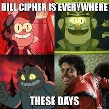 Funny Gravity Falls Memes - bill cipher is everywhere xd gravity falls pinterest bill