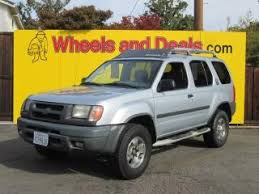 used nissan xterra for sale in san jose ca edmunds