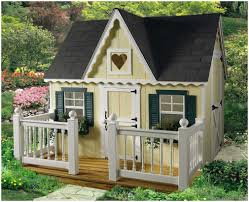 backyards outstanding image of small playhouse plans 2 backyard