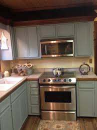 chalk paint kitchen cabinets duck egg home design ideas