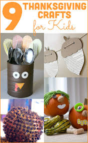 thanksgiving crafts for crafting a green world
