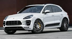 porsche macan turbo performance porsche macan turbo gets more power wheels from schmidt