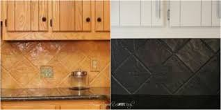 painted kitchen backsplash ideas 15 diy kitchen backsplash ideas tipsaholic