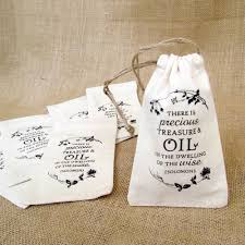 cotton gifts solomon quote muslin bag for essential gifts set of 6