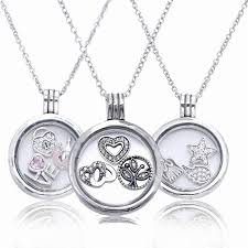 floating locket necklace chains images Popular jewelry love petite memories locket pendant necklace 925 jpg