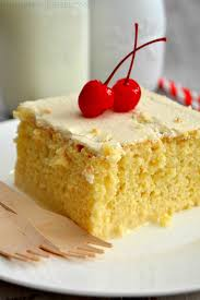 cupcake wonderful spanish milk cake recipe easy coconut tres