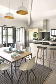 comment decorer une cuisine ouverte comment decorer une cuisine ouverte cuisine ouverte sur salon 30m2