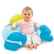 smoby siege gonflable siège gonflable cosy seat cotoons bleu smoby achat prix fnac