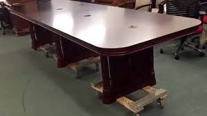 Pool Table Conference Table Dmi Rue De Lyon 12 U0027 Traditional Expandable Conference Table Youtube