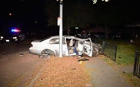 lexus service fresno fresno police gang member crashes while fleeing officers the