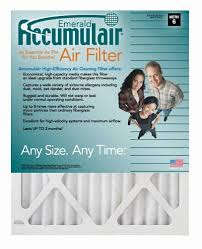 air filter home depot black friday 14x20x1 amazon com 20x21 5x1 actual size accumulair emerald 1 inch