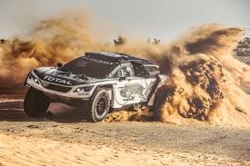 dakar rally red bull team race in the desert video