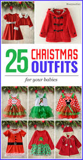 Cute Clothes For Babies Best 20 Christmas For Babies Ideas On Pinterest Baby