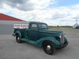 1938 dodge truck 1936 to 1938 dodge for sale on classiccars com 6 available