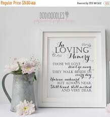 wedding quotes printable 70 thru 4 16 in loving memory printable sign for wedding