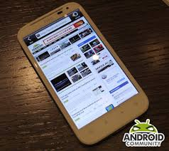 htc sensation xl hands on video android community