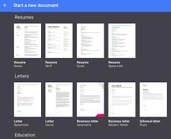 resume templates google sheets budget gdocs templates carbon materialwitness co
