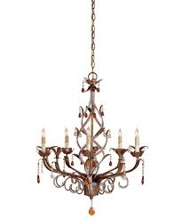 currey and company 9596 26 inch wide 5 light chandelier