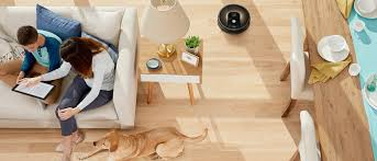 What To Put On End Tables by Roomba Robot Vacuum Irobot