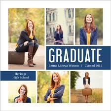 create your own graduation announcements sle graduation invitations cloveranddot