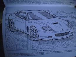 roald roll royce dover history coloring book classic cars coloring book by bruce