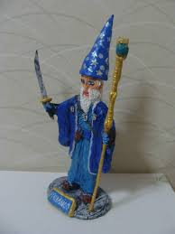 the blue wizard of the far east already made