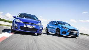 ford focus rs mki vs ford focus rs mkiii top gear