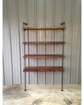 don u0027t miss this bargain hanging chain shelving old reclaimed wood