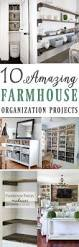 Organizing Desk Drawers by Farmhouse Storage And Organization Ideas U2014 The Mountain View Cottage