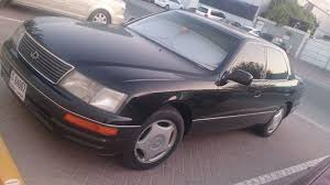 used car lexus ls400 dubai excellent condition 97 model ls400 for sale