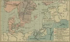 New World Order Map teutonic knights new world encyclopedia